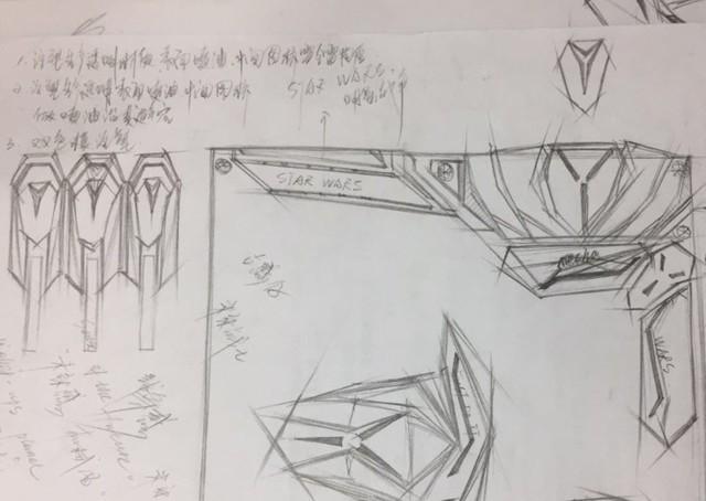 """铭瑄""""电竞之心""""Z370外观设计师访谈手记"""