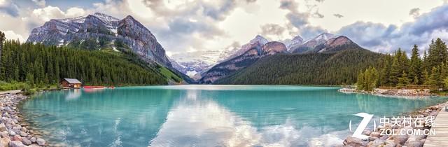 极限摄影 挑战高大上2亿像素全景拼接照