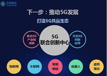 政府工作报告首提5G 中移动2019年将测试