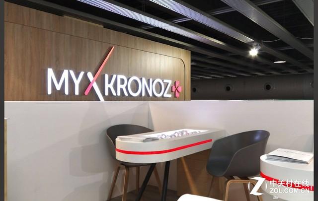 MWC2017专访MyKronoz CEO Boris Braul