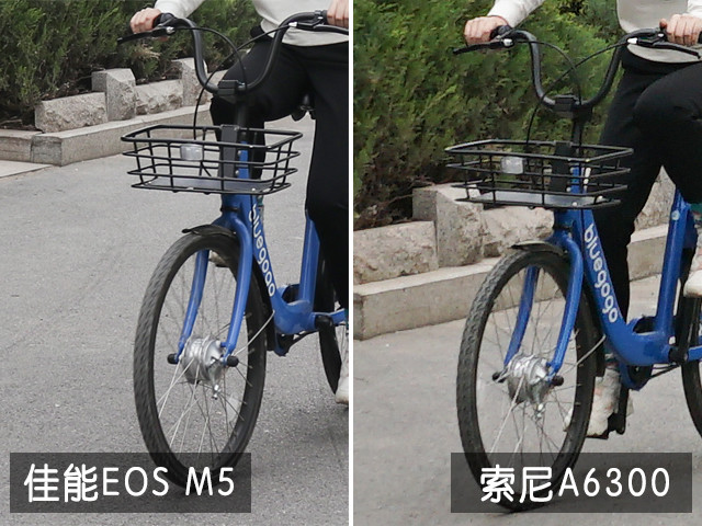 对焦大PK 佳能EOS M5 VS 索尼A6300