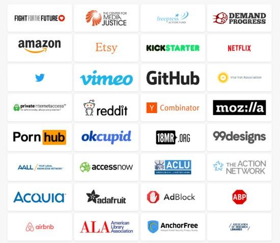 FCC撤销网络中立:谷歌亚马逊表示抗议