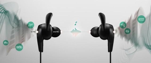 三星智能降噪耳机 让你远离周围的喧嚣