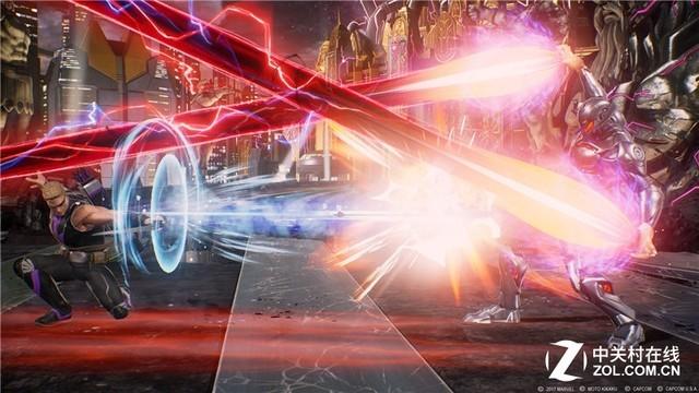《漫威英雄vs卡普空:无限》独家折扣