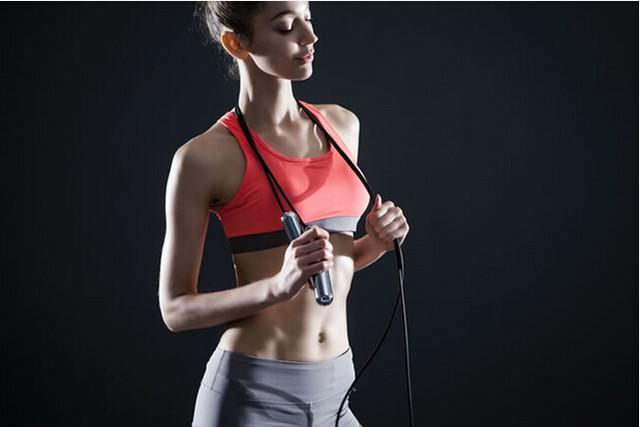 要想瘦就跳吧 智能减肥健身跳绳