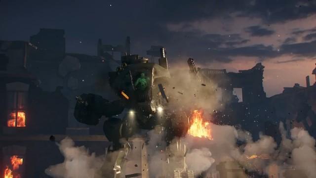 基本废了 《使命召唤12》巨龙大战机甲