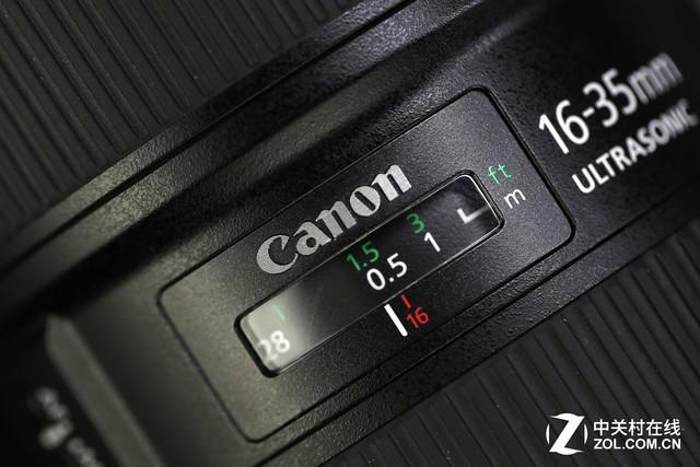 无惧高像素 佳能EF 16-35 F2.8 III评测