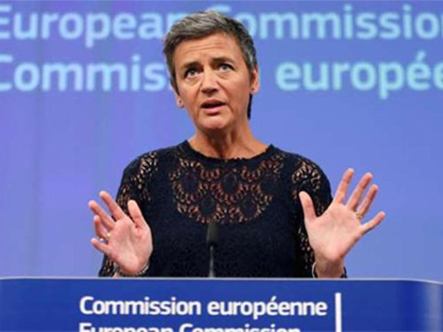 欧盟再催爱尔兰政府:尽快收取苹果罚款