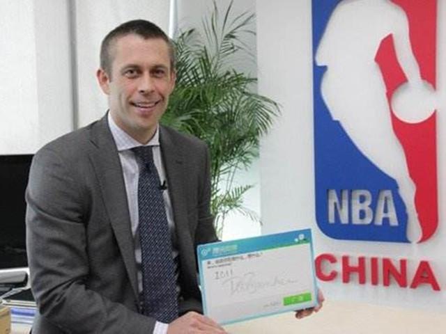 NBA中国CEO舒德伟:将出席CES Asia体育商业专题会议