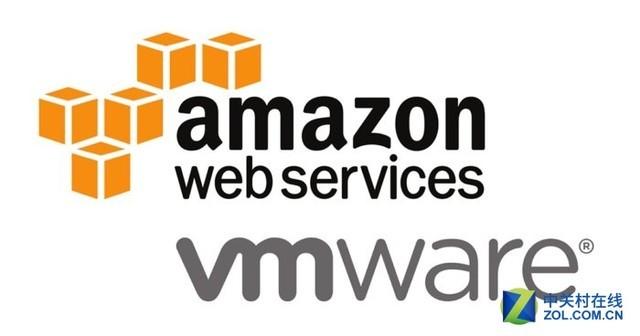 亚马逊与VMware传闻在开发数据中心软件