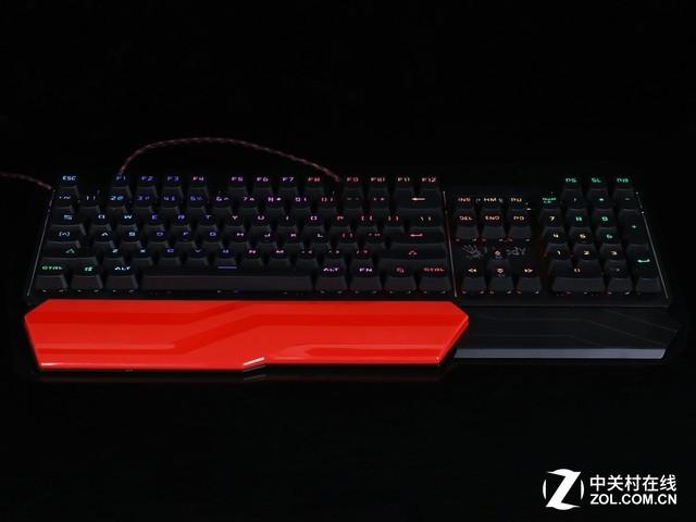 天平光轴 血手幽灵B975RGB机械键盘评测