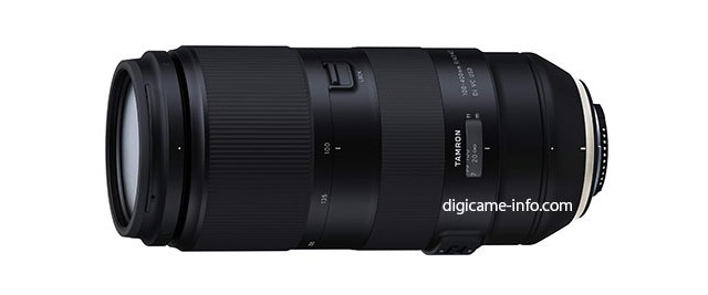 100-400mm新选择 腾龙新长焦镜曝光