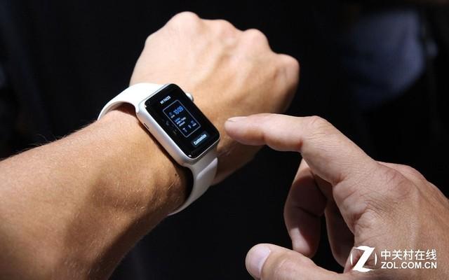 下一代Apple Watch将支持移动网络