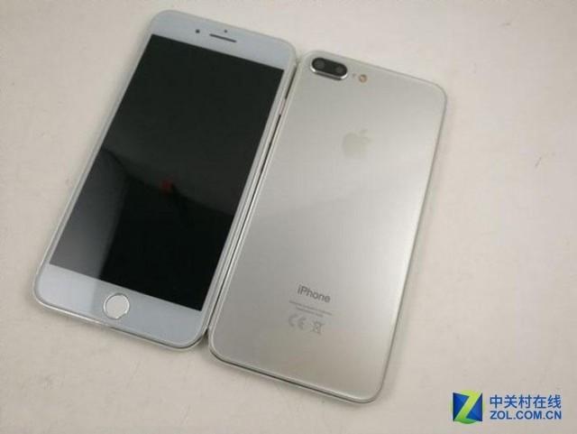 不只iPhone8一个亮点 亮银7s Plus亮点多