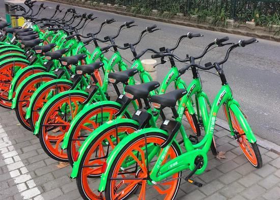 共享单车公司人去楼空 用户押金未返还