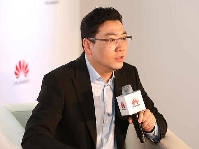 华为消费者业务万飚:CES Asia发表主题演讲