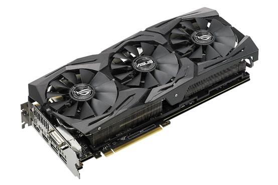 全新格斗体验 华硕ROG GTX1080 11GBPS