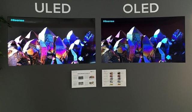 曲面金属+ULED超画质 海信55EC880电视首测