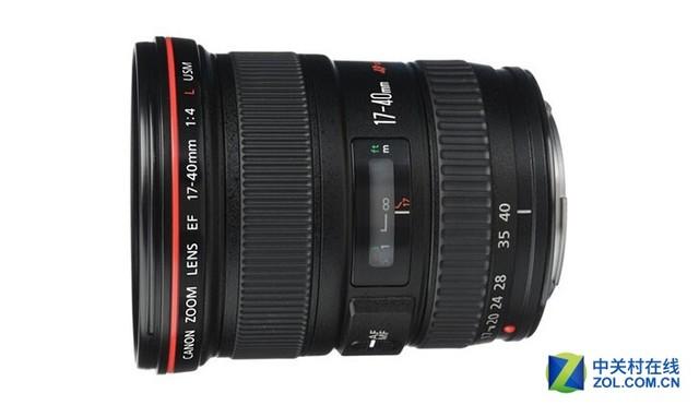 替代17-40mm?佳能16-40mm f/4镜头专利