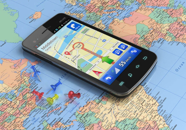 我在这,你在哪 手机地图定位为啥不准
