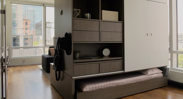 小户型公寓专用 Mit研发可变形智能家具 手机生活新闻 中关村在线