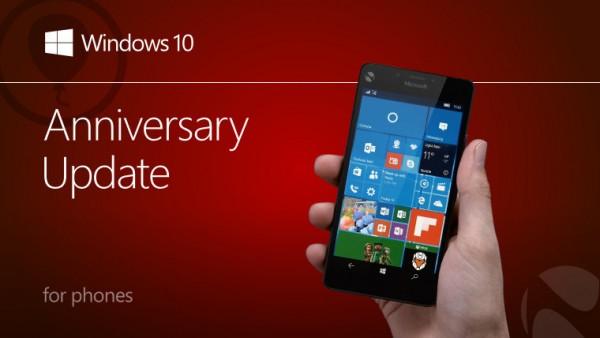 Windows 10 Mobile周年更新终于正式发布