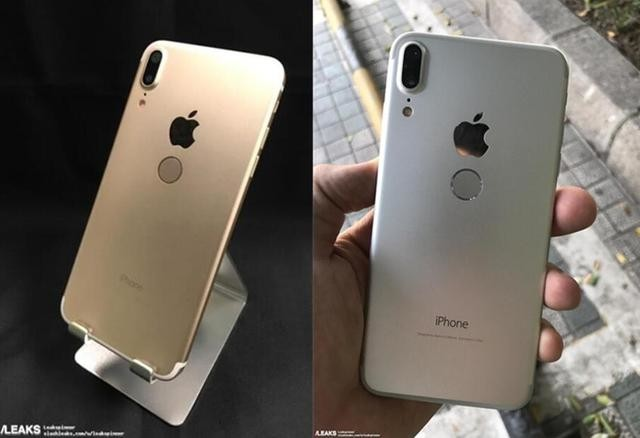 富士康工厂曝光iPhone 7s外壳 外观扎心
