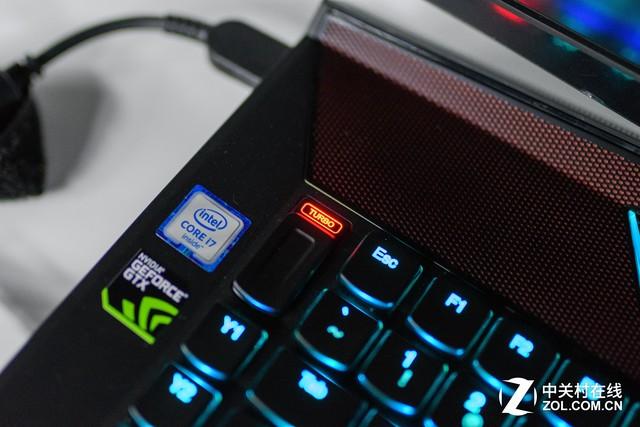 机械键盘酷炫悍本 联想拯救者Y910评测