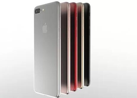 设计师发布红色的 iPhone 8 概念设计