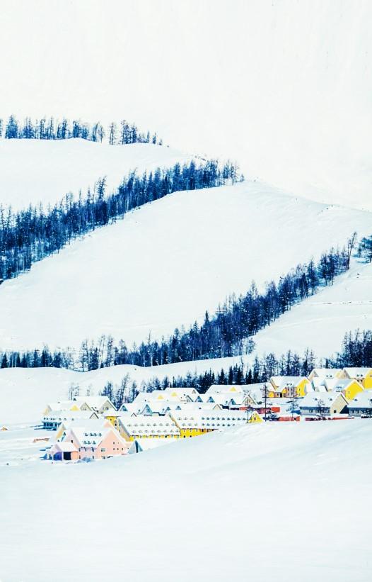 西之冰雪、东之樱落 佳能EOS 760D旅拍