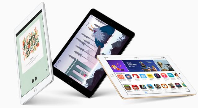 WWDC见 传10.5英寸iPad Pro下月发布
