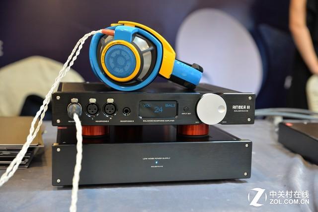 国产精品 goldenwave推出新品单端耳放