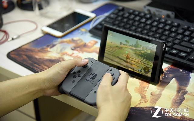 任天堂Switch评测:游戏的传承与创新