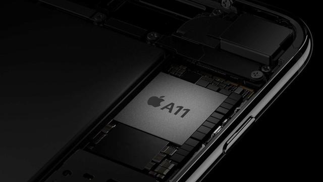 只能仰视 苹果A11处理器跑分疯狂屠榜