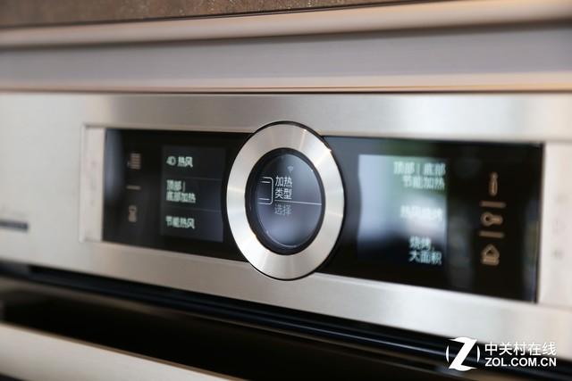 4D热风一键自洁 博世·8系烤箱深度评测