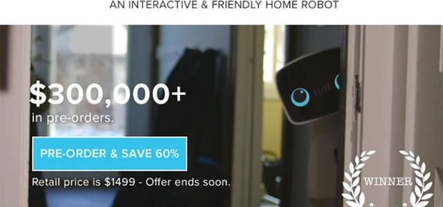 不仅仅是卖萌 Aido家庭机器人亮点解析