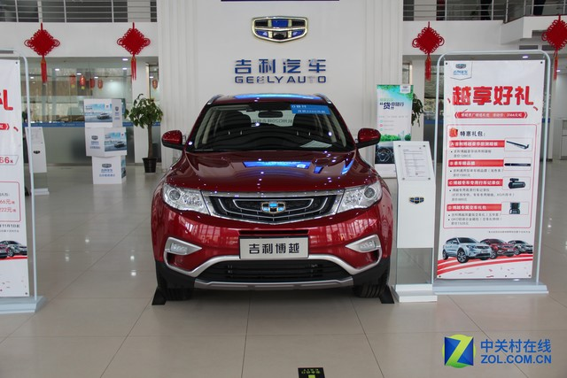 吉利4s店:汽油车销售火爆 新能源汽车受冷落