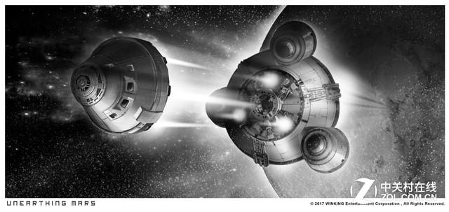 火星探险 PSVR《揭秘计划》设计稿曝光