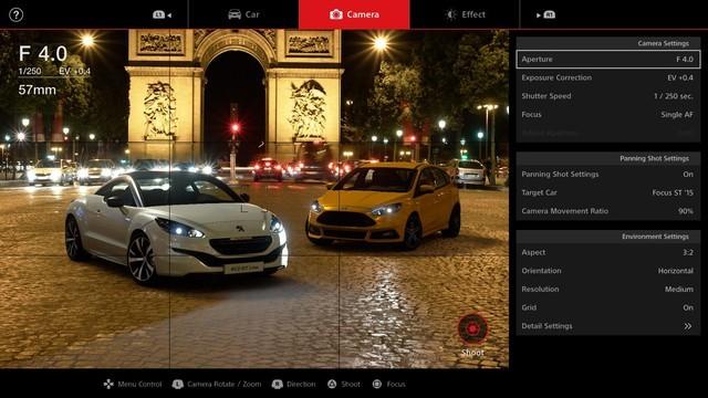 汽车摄影师的梦想 PS4赛车游戏替你实现