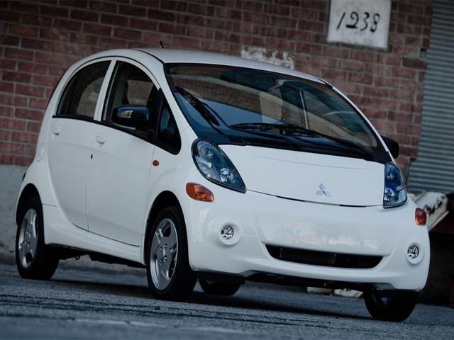 不理想 三菱i-MiEV电动车正式退出美国