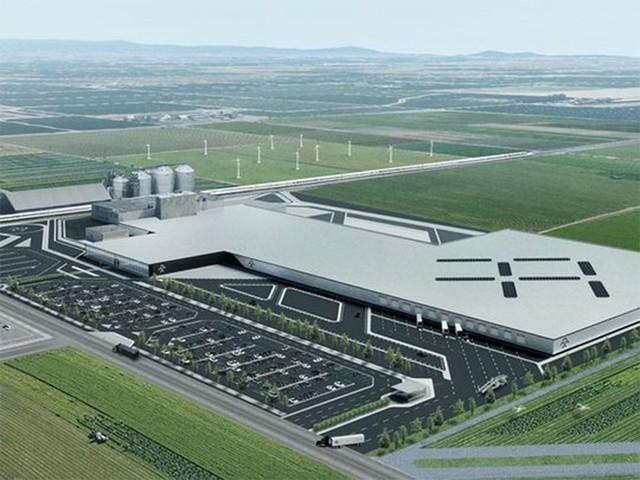 法拉第未来租下新厂 计划2018年产FF 91