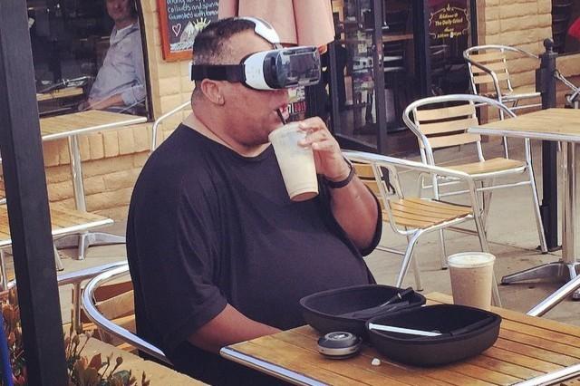 VR 势成未来减肥新方法