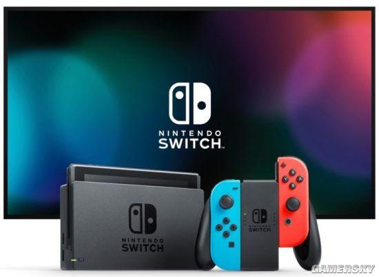 任天堂Switch日本首周销量曝光:31.37万