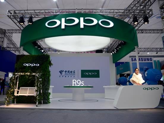 中国电信2016产业峰会   OPPO斩获三项大奖