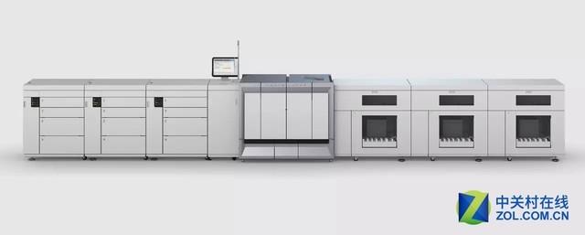 佳能推出新系列黑白数码生产型印刷系统