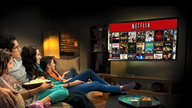 不给电视活路 Netflix收购内容公司