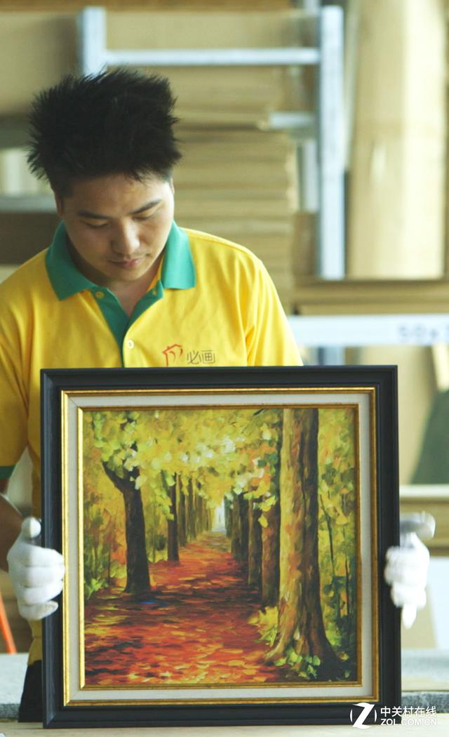 深圳必画装饰品提升生产率 拓展新领域