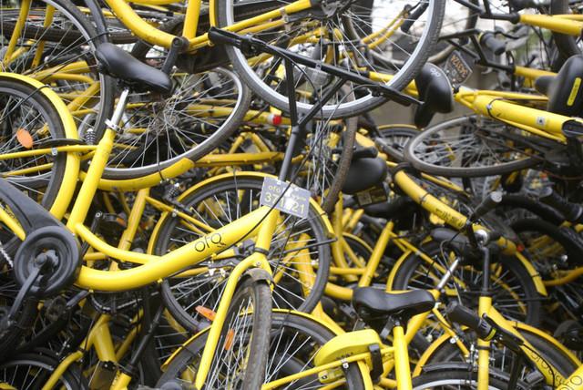 """疯长的共享单车市场是不是""""捞完就跑""""?"""