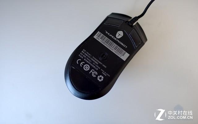 雷神异端M505鼠标评测