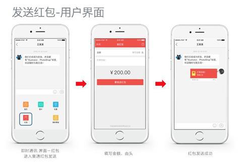 环信即时通讯云推红包功能,分分钟提高App日活